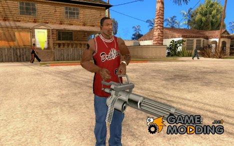 Выбор оружия как в CS для GTA San Andreas