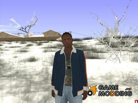 Skin Nigga GTA Online v2 for GTA San Andreas