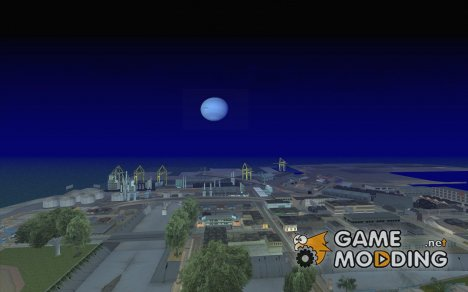 Moon: Нептун for GTA San Andreas