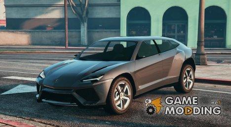 Lamborghini Urus for GTA 5