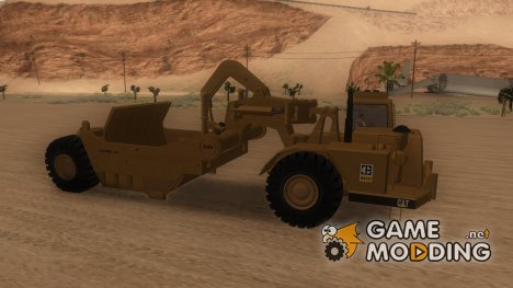 Caterpillar 631D for GTA San Andreas