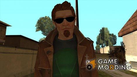 Чувак из Postal 3 для GTA San Andreas