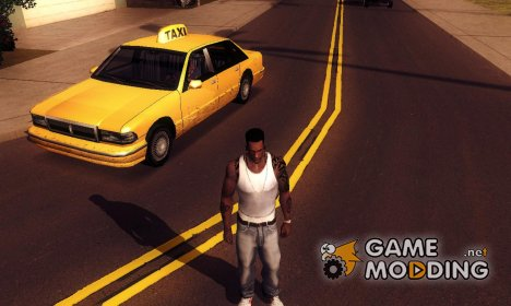 HD тени машин и людей для GTA San Andreas