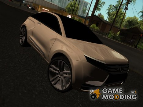Lada X ray Concept HD v0.8 beta для GTA San Andreas