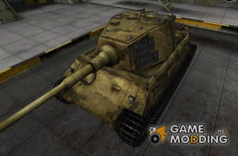 Шкурка для VK4502(P) Ausf A для World of Tanks