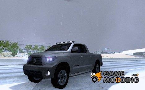 Toyota Tundra for GTA San Andreas
