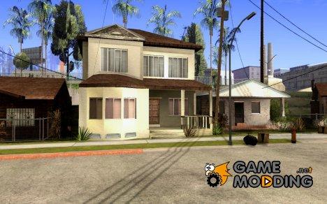 New Interiors - Mod для GTA San Andreas