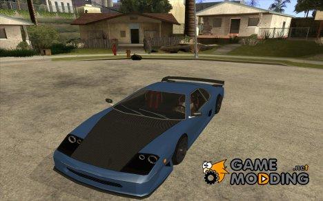New Turismo for GTA San Andreas