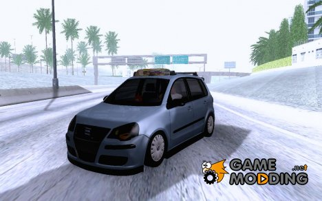 Volkswagen Polo German Style for GTA San Andreas