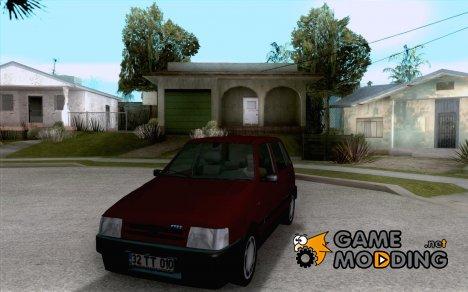 Fiat Uno 70s for GTA San Andreas