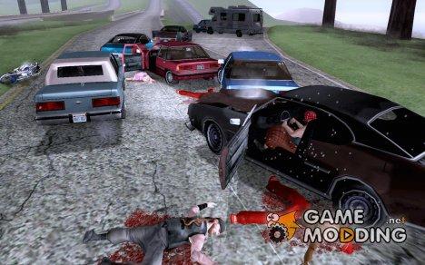 Проклятие горы Чилиад 1.0 BETA for GTA San Andreas