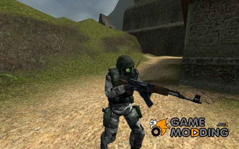 Opposing force inspired SAS for Counter-Strike Source