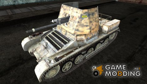 PanzerJager I  1 для World of Tanks
