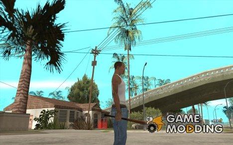 Бита for GTA San Andreas