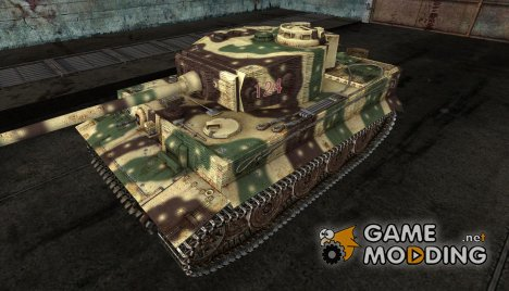 PzKpfw VI Tiger Stromberg for World of Tanks