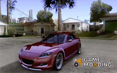 Mazda RX-8(3) for GTA San Andreas