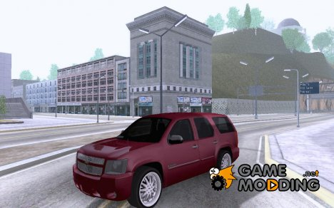 2013 Chevorlet Tahoe Custom для GTA San Andreas