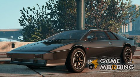 Lotus Spirit for GTA 5