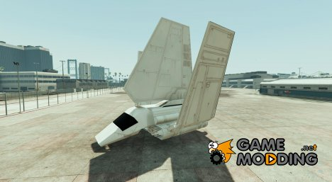 Star Wars: Imperial Shuttle Tydirium для GTA 5