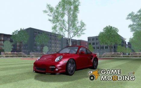 Porsche 911 (997) Turbo v2.0 для GTA San Andreas