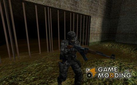 Urban CT V4 Reskin for Counter-Strike Source