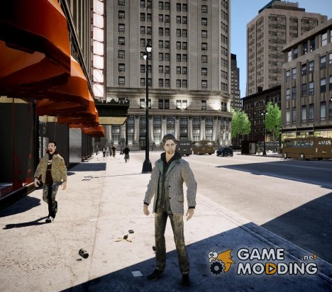 Alan Wake for GTA 4