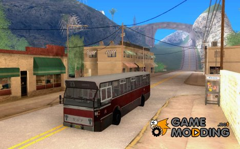 DAF CSA 1 City Bus for GTA San Andreas