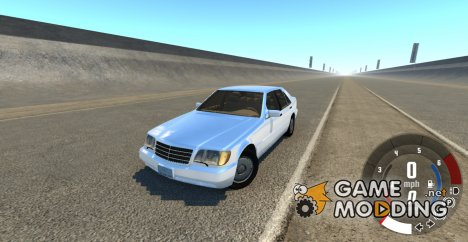 Mercedes-Benz S600 AMG for BeamNG.Drive