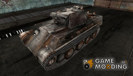 PzKpfw V Panther 20 for World of Tanks