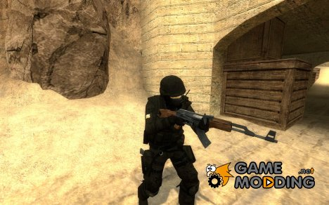 Bf2 Special Forces Seal With Mask!!! for Counter-Strike Source