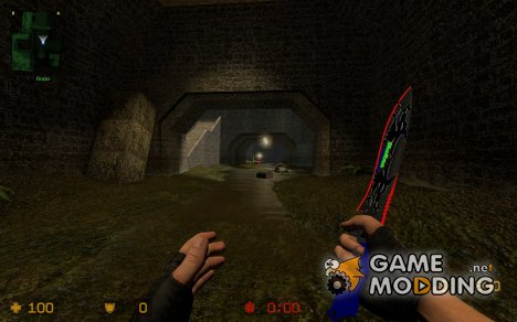 Cut dragon for Counter-Strike Source