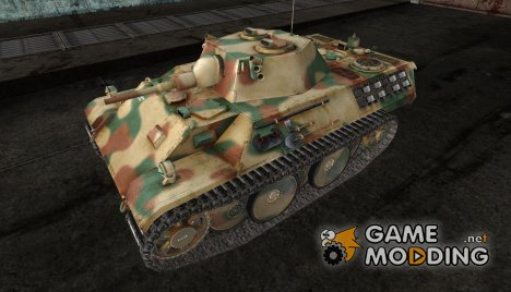 VK1602 Leopard 4 for World of Tanks