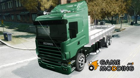 Scania 124g R400 Truck for GTA 4