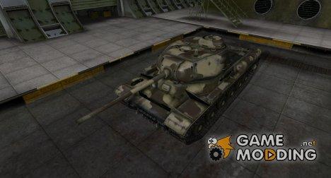 Пустынный скин для ИС for World of Tanks