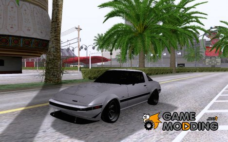 Mazda RX-7 FB Race for GTA San Andreas
