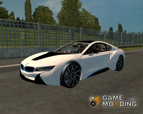 BMW i8 for Euro Truck Simulator 2
