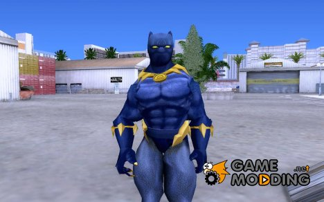 Black Panther for GTA San Andreas