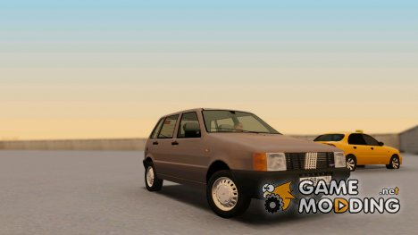 Fiat Uno S 1985 for GTA San Andreas