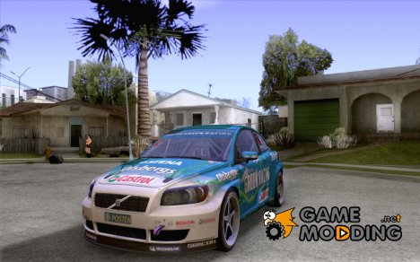 VOLVO C30 STCC for GTA San Andreas