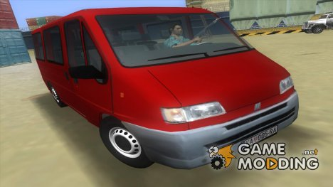 Fiat Ducato Mk2 1999 for GTA Vice City