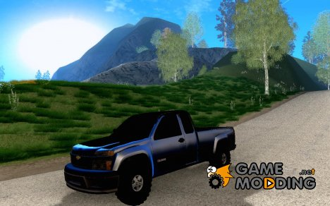 Chevrolet Colorado 2003 for GTA San Andreas