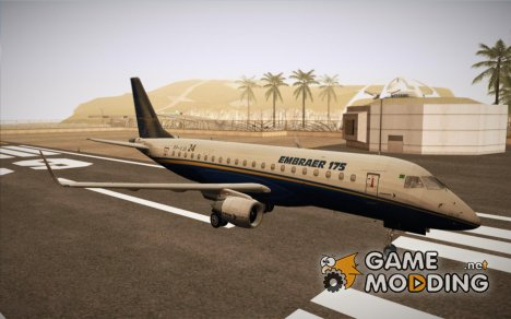 Embraer 175 HOUSE for GTA San Andreas
