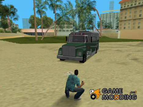 Enforcer HD for GTA Vice City