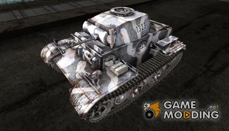 Шкурка для PzKpfw II Ausf. J для World of Tanks
