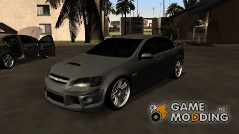 2009 Chevrolet Lumina Mr Bolleck Edition for GTA San Andreas
