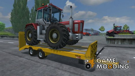 FOSS EIK MASKINTRALLER V 1.0 for Farming Simulator 2013