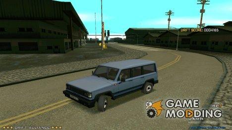 Пак машин с номерами СССР для GTA San Andreas