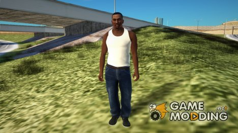 GTA V CJ HD 2018 for GTA San Andreas