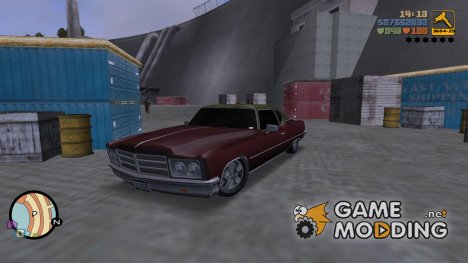 Yardie HD for GTA 3