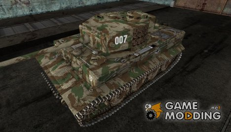 PzKpfw VI Tiger 9 для World of Tanks